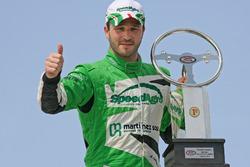 Podium: ganador de la carrera, Agustin Canapino, Jet Racing Chevrolet