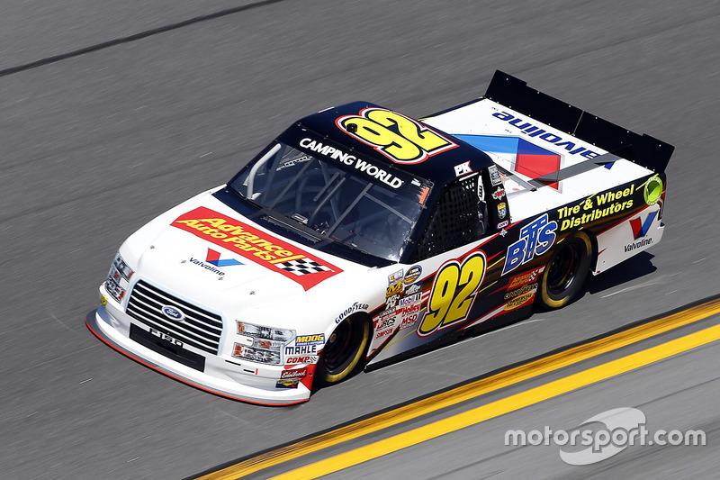 #92 Parker Kligerman (Benton-Ford)