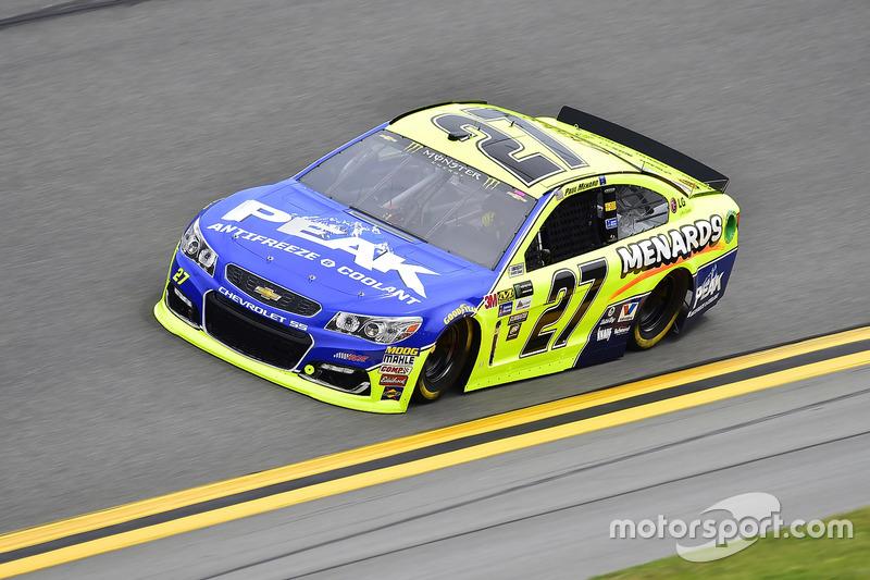 Пол Менард, Richard Childress Racing, Chevrolet