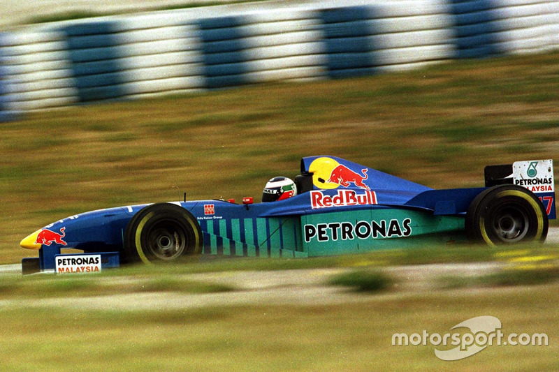1997: Gianni Morbidelli, Sauber C16