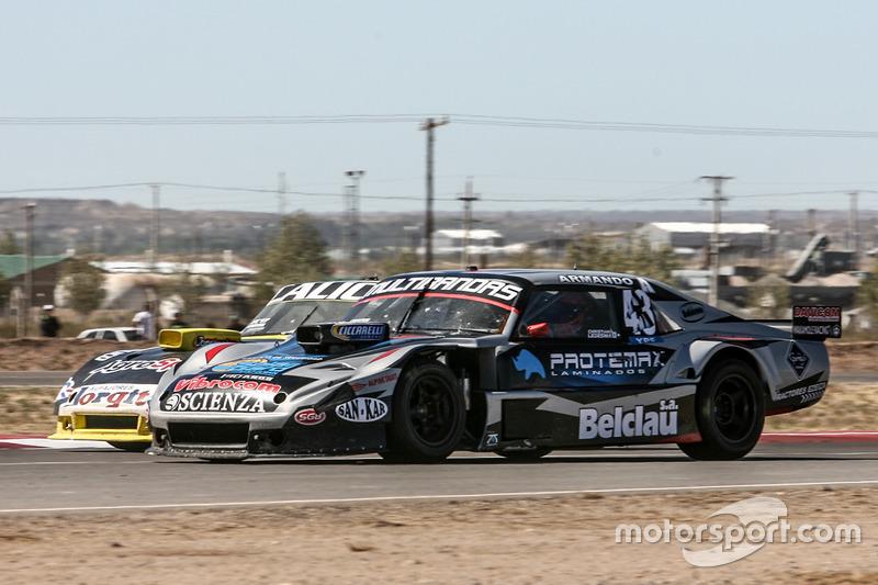 Christian Ledesma, Las Toscas Racing Chevrolet, Emanuel Moriatis, Martinez Competicion Ford