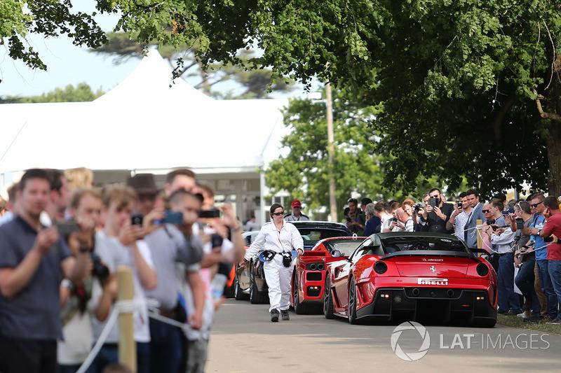 Ferrari at Goodwood