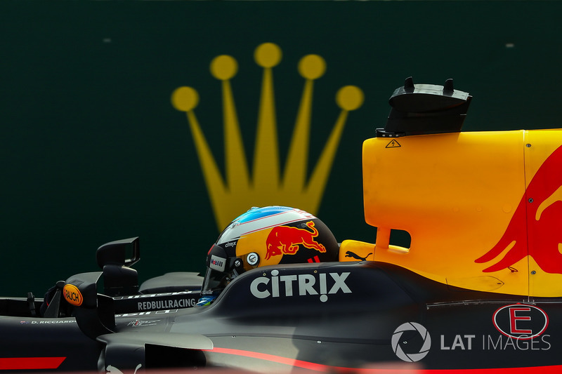 6: Daniel Ricciardo, Red Bull Racing RB13