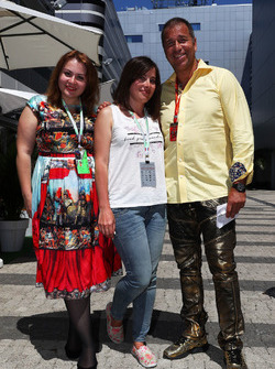 Kai Ebel, RTL Presenter and girls