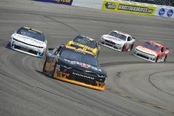 Elliott Sadler, JR Motorsports Chevrolet, Blake Koch, Kaulig Racing Chevrolet, Darrell Wallace Jr., Roush Fenway Racing Ford
