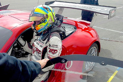 Gainsco/Bob Stallings Racing testing