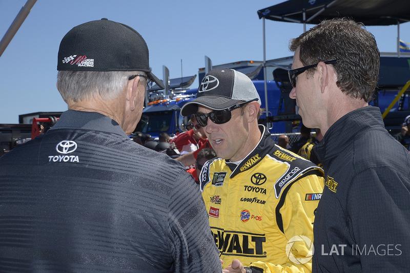 Matt Kenseth, Joe Gibbs Racing Toyota, Jason Ratcliff, Joe Gibbs