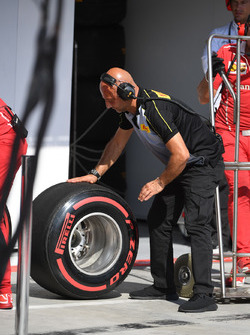 Pirelli engineer, Pirelli tyre