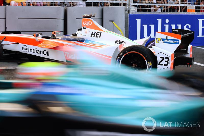 Oliver Turvey, NEXTEV TCR Formula E Team Nick Heidfeld, Mahindra Racing