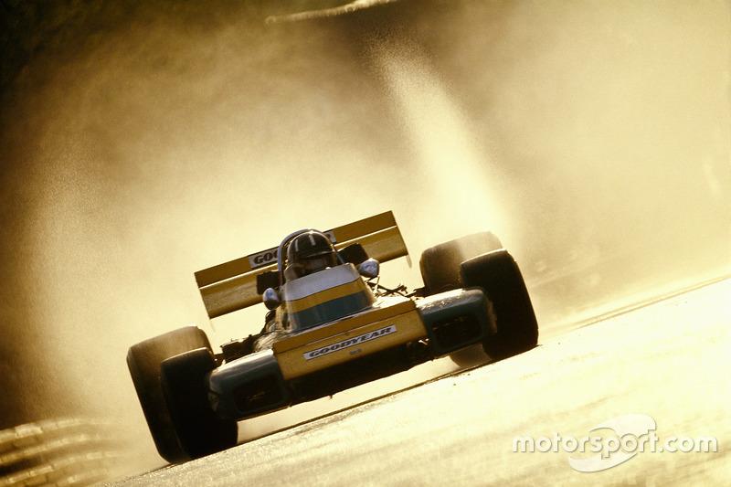 1971 - Graham Hill, Brabham-Cosworth BT34