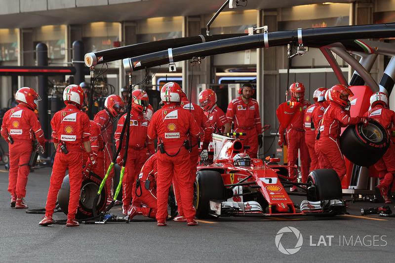 14. Кими Райкконен, Ferrari