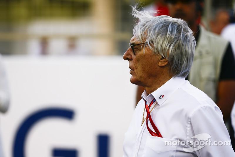 Bernie Ecclestone, Fórmula 1