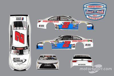K&N Pro Series East: Rev Racing, presentazione della livrea
