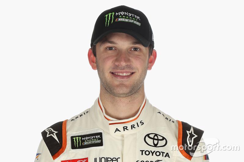 Daniel Suarez, Joe Gibbs Racing