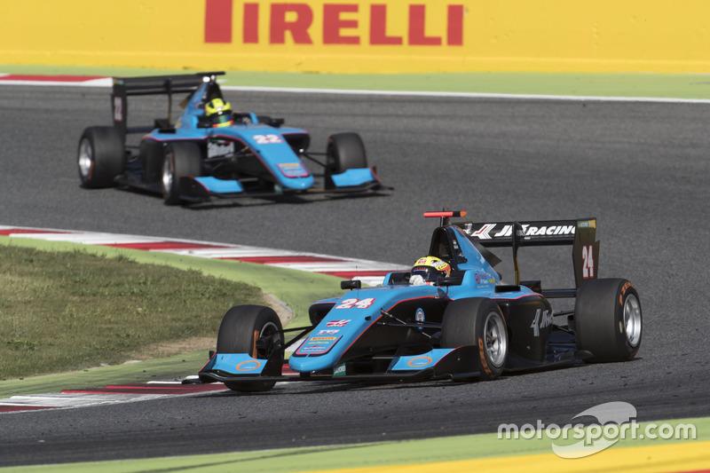 Arjun Maini, Jenzer Motorsport, Alessio Lorandi, Jenzer Motorsport