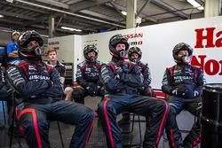 Nissan Motorsports mechanics
