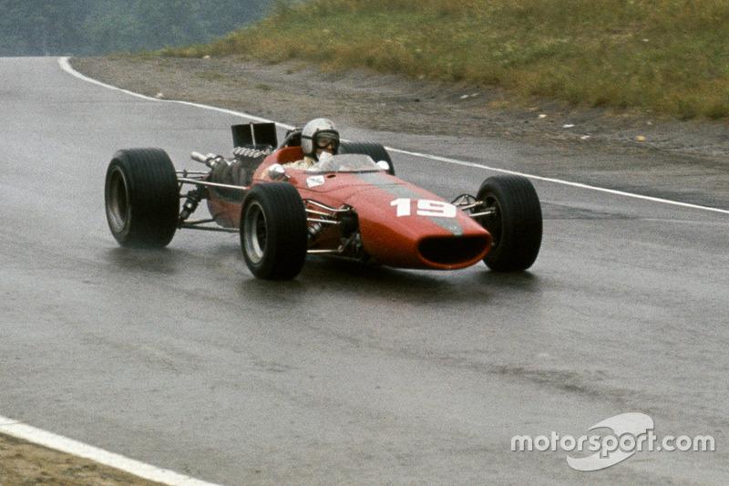 1967. McLaren M5A BRM
