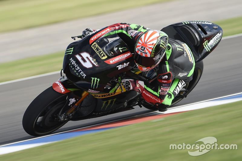 5. Johann Zarco, Monster Yamaha Tech 3