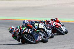 Alex de Angelis, Pedercini Racing, Markus Reiterberger, Althea Racing