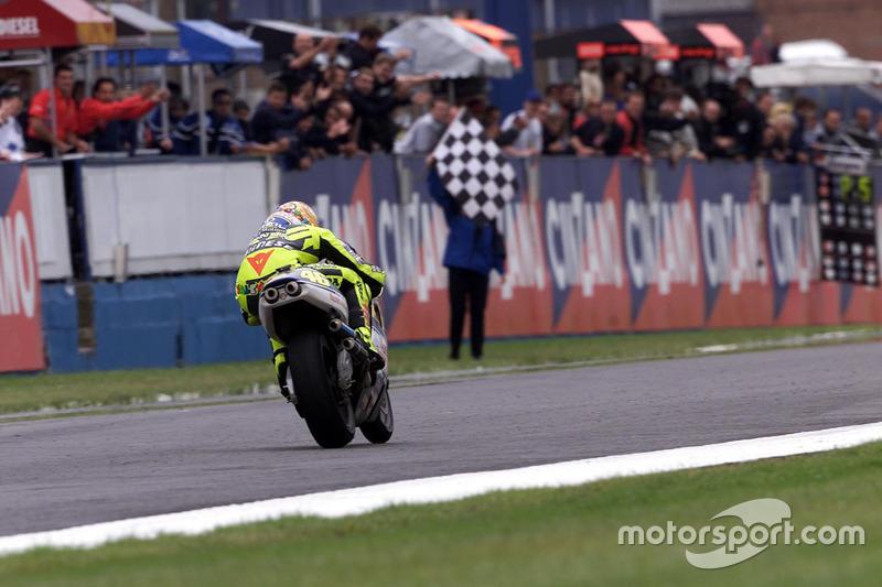 Grande-Bretagne 2000 - Première victoire en 500cc