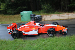 Grégoire Siggen, Lola T96/50-Cosworth, Atelier de la Tzoumaz
