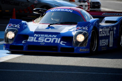Calsonic, Nissan R92CP Guppe C