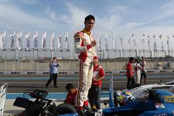Pemenang Race 3: Presley Martono (INA)