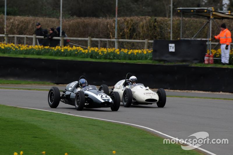 Brabham Trophy, Roger Wills, John Young, Cooper