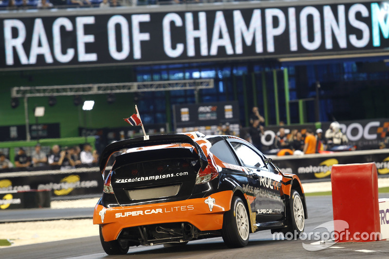 Petter Solberg, RX Supercar Lite