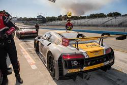 #11 Audi Sport Team WRT Audi R8 LMS: Stuart Leonard, Jake Dennis, Robin Frijns