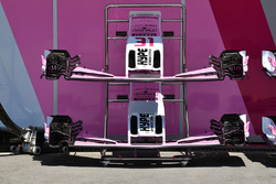 Force India VJM11 nose and front wings