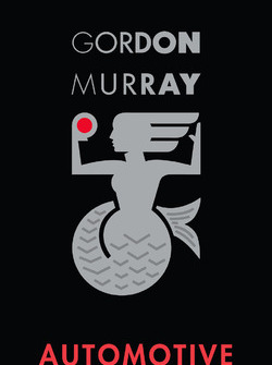 Gordon Murray Automotive logo