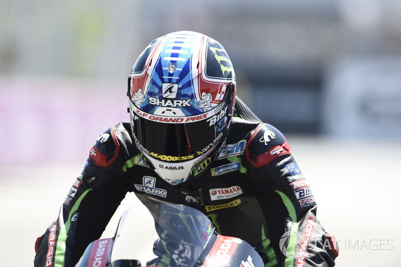 Жоан Зарко. Гран При Франции
