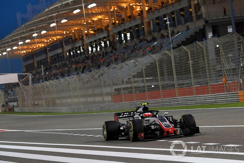 Kevin Magnussen, Haas F1 Team VF-18