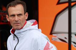 Alberto Puig, le patron de l'équipe Repsol Honda