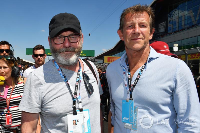 Brit Nagydíj - F1 2018 - vasárnap