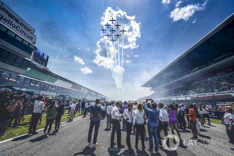 A MotoGP realizou neste domingo a sexta etapa da temporada 2018, com o GP da Itália, em Mugello.