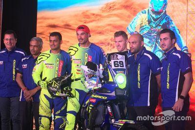 Sherco TVS Dakar announcement