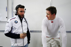 Philipp Eng and Joel Eriksson, BMW