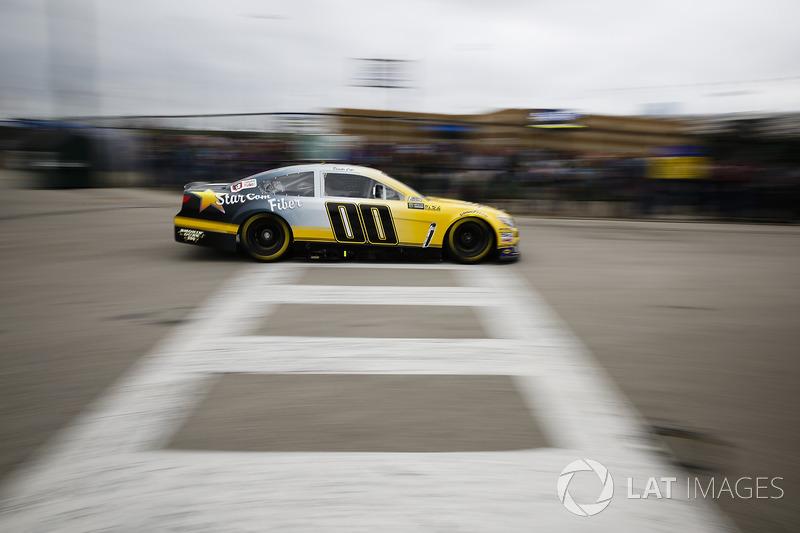 Derrike Cope, StarCom Racing, StarCom Fiber Chevrolet SS