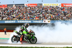 Winnaar Tom Sykes, Kawasaki Racing