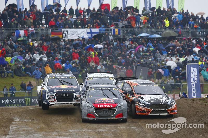 Тимми Хансен, Peugeot 208 WRX, Peugeot Sport Total