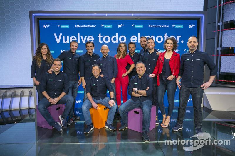 Movistar+ presenta su proyecto para 2018 de F1 y MotoGP!!! F1-presentacion-de-movistar-f1-y-motogp-2018-2018-el-equipo-de-f1-de-movistar