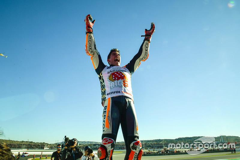 Чемпион мира Марк Маркес, Repsol Honda Team
