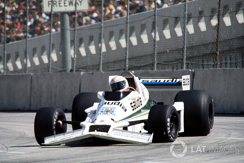 1978 : Williams-Cosworth FW06
