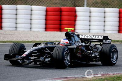 Präsentation: Honda RA107