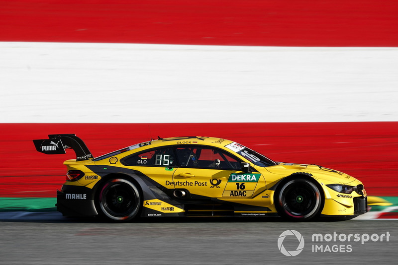 17. Timo Glock, BMW Team RMG, BMW M4 DTM