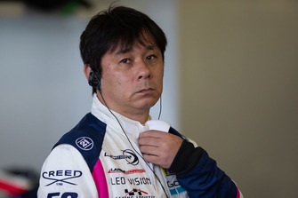 #50 Larbre Competition Ligier JSP217: Yoshiharu Moni