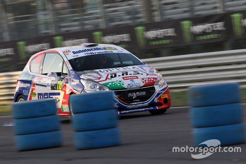 Tommaso Ciuffi, Nicolo Gonella, Peugeot 208