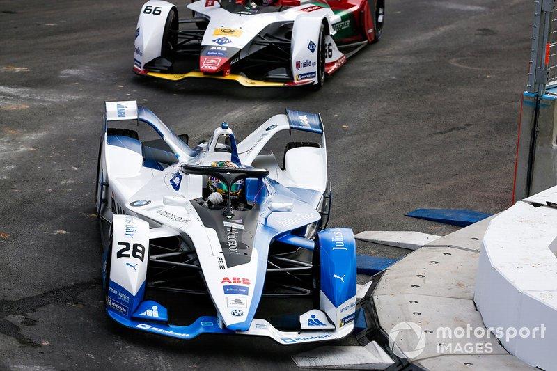 Бейтске Фіссер, BMW I Andretti Motorsports, BMW iFE.18